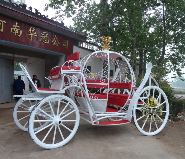 婚礼花车yc-c0037 - 马车